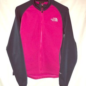 The North Face Full Zip Lightweight Stretch Jacket